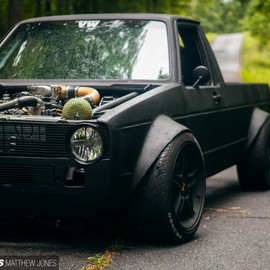 VW - Caddy by Matthew Jones