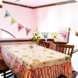 Moda Home - Happy Birthday Canvas Party Banner