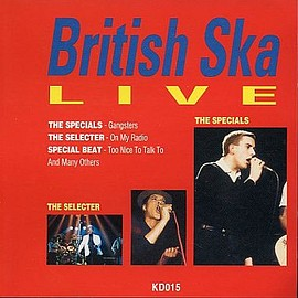Various Artists - British Ska Live