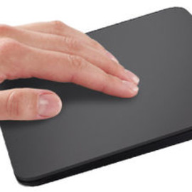 Logitech - Logitech Wireless Rechargeable Touchpad T650