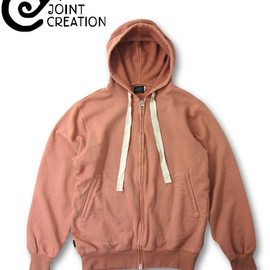 JOINT CREATION - ZIPPER HOODY