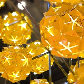 Tom Dixon - Veuve Clicquot Comet Lamp
