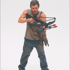McFarlane Toys - THE WALKING DEAD TV SERIES 1 DARYL DIXON Action Figure