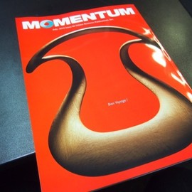 日経BP - momentum Issue09