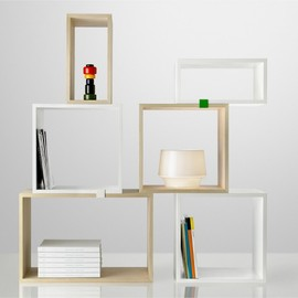 Muuto - Stacked Shelf System