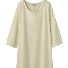 UU - W's UU light cotton big tunic(5)+