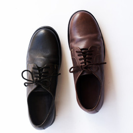 CHRISTIAN PEAU - LEATHER SHOES