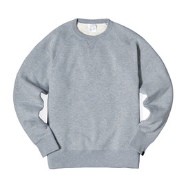 LOOPWHEELER - LW Light Slim Crew-neck Pullover