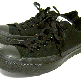 CONVERSE - ALL STAR OX M5039 black monochrome