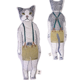 CORAL&TUSK - KITTY Pocket Doll