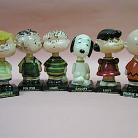 peanuts - Lego nodder full set