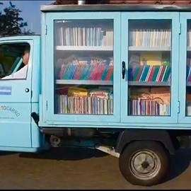 n.a. - Library vehicle