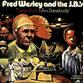 Fred Wesley & J.B.'s - Damn Right I Am Somebody