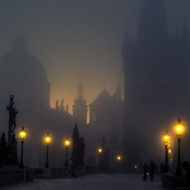Charles Bridge at Prague