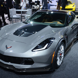 Chevrolet - Corvette Stingray Z06