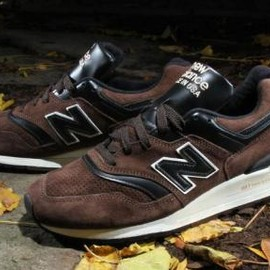 New Balance - NEW BALANCE ML997DBR DISTINCT AUTHORS