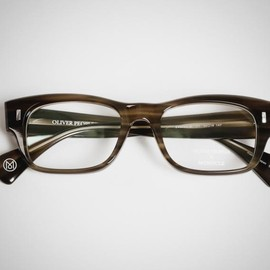OLIVER PEOPLES x Monocle - DEACON FRAMES