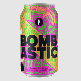 Brussels Beer Project - Bombastic NEIPA