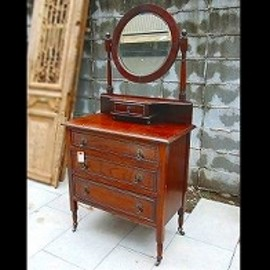antiques the globe - DRESSING CHEST