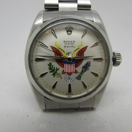 ROLEX - AMERICA NAVY BADGE DIAL