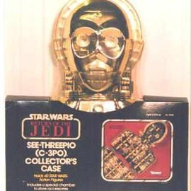 Kenner - C-3PO collector's case