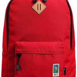MEI - BASIC DAYPACK(Red)