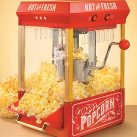 Nostalgia Electrics - Kettle Popcorn Popper