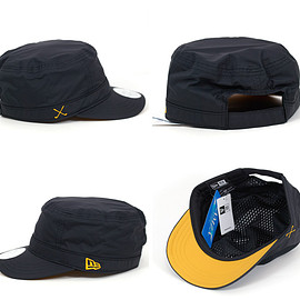 NewEra - WORK ADJ NE GOLF WATERPROOF BLACK