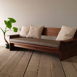 PRONTO - Sofa182 -walnut-