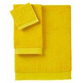 CB2 - Rayon Bamboo Yellow Bath Towels