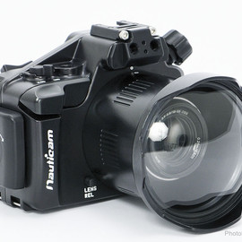Nauticam - underwater housing for Sony NEX 5N