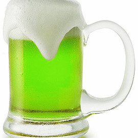 Green Beer for St.Patrick's Day