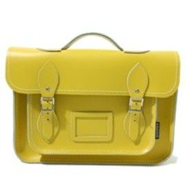 ZATCHELS - Pastel Leather Satchel