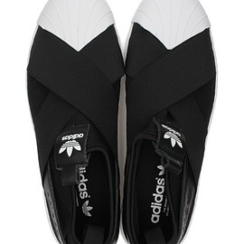 adidas - adidas Originals(アディダス オリジナルス)のオリジナルス スーパースタースリッポン[Superstar Slip On W](スニーカー)|詳細画像