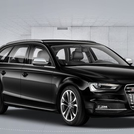 Audi - S4 Avant 2013 Phantom Black/pearl effect