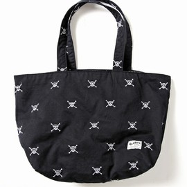 atmos/atmos girls - ONE PIECE×atmos  Luffy Flag TOTE L [ワンピース×アトモス ルフィフラッグ トートL]