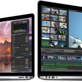Apple - MacBook Pro Retina (13-inch)
