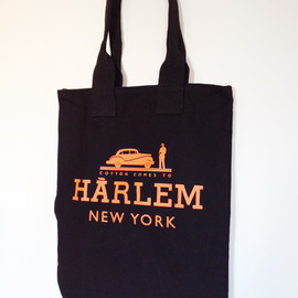 BBP - Harlem New York Canvas Tote Bag