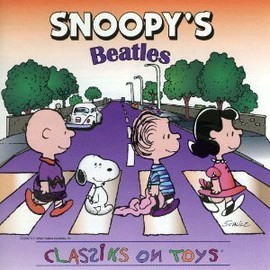 Classiks on Toys - Snoopy's Beatles Classiks on Toys