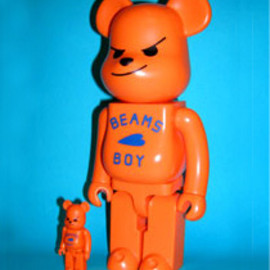 BE@RBRICK - BEAMS BOY 400%