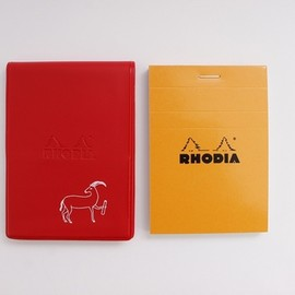 PASS THE BATON - RHODIA No.11 IN COLOR RD/Impala