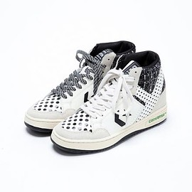 CONVERSE - FRAPBOIS × CONVERSE WEAPON WHITE/BLACK