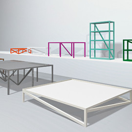 schellmann furniture - furniture system/ liam gillick