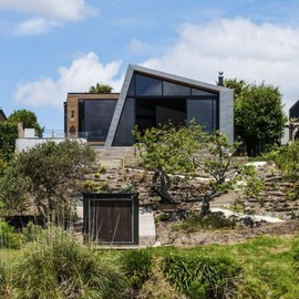 Dorrington Architects - Winsomere Cres, Auckland, New Zealand