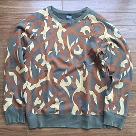 NUMBER (N)INE - Camouflage Pullover