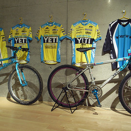 YETI - ULTIMATE, ARC Bikes and Team Jerseys