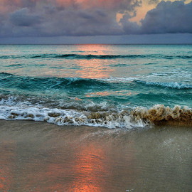 Veradero Beach, Cuba - Early Morning