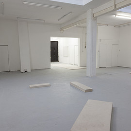 Mary Hurrell at Carlos/Ishikawa - Release All Whales From Captivity, 2013, Installation view