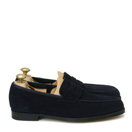 Crockett&Jones - RICHMOND/Navy Suede
