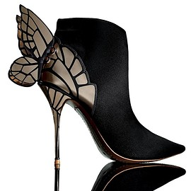 Sophia Webster - Sophia Webster Chiara 3D Butterfly Wing Boot